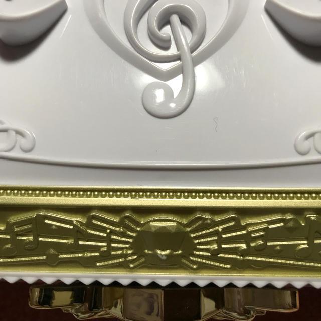 BANDAI(バンダイ)のスイートプリキュア♪ 不思議なタッチ鍵盤 ヒーリングチェスト キッズ/ベビー/マタニティのおもちゃ(知育玩具)の商品写真