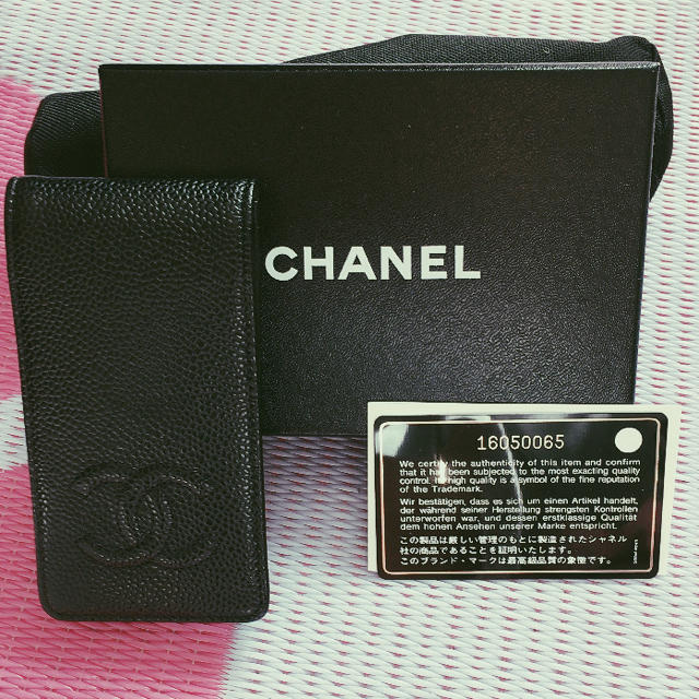 miu miu iphone7 ケース amazon | CHANEL - CHANEL  iPhoneケースの通販 by ☆NAO☆'s shop|シャネルならラクマ