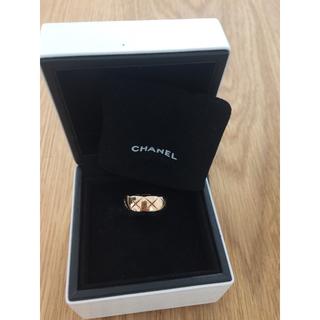 シャネル(CHANEL)のうちこたん様専用 シャネルリング ココクラッシュ ミディアム(リング(指輪))