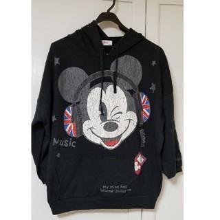 Disney - ディズニー ミッキーマウスパーカートレーナー