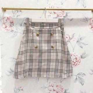 evelyn - evelyn♡チェックスカート