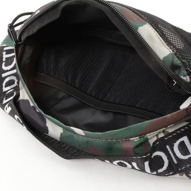 JACKROSE(ジャックローズ)のGALLIS ADDICTION  ウエストバッグ シュプリーム SUPREME メンズのバッグ(ボディーバッグ)の商品写真