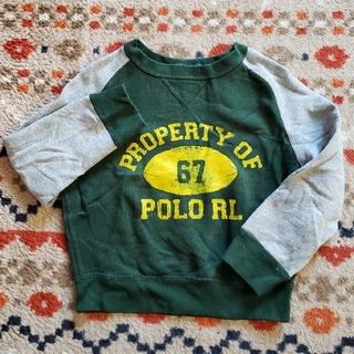 ポロラルフローレン(POLO RALPH LAUREN)のラルフローレン トレーナー 110センチ(Tシャツ/カットソー)