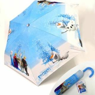 Disney - アナ雪 折りたたみ傘