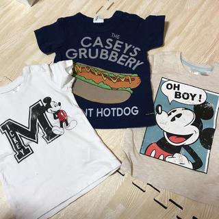 ブリーズ(BREEZE)のTシャツ セット売り BREEZE H&M ベビー(Tシャツ)