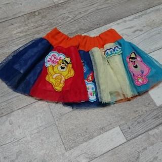 ジャム(JAM)のJAM スカート 80 グラグラ ラブレボ ストーリーズ(スカート)