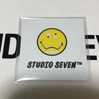 サンダイメジェイソウルブラザーズ(三代目 J Soul Brothers)のSTUDIO SEVEN ステッカー(その他)