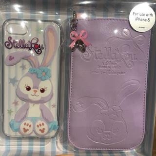 ステラルー(ステラ・ルー)の【ラスト】クリスマスプレゼントにも!ステラ・ルーのiPhone8カバー&ケース(iPhoneケース)