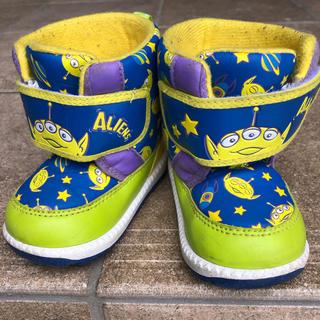 ディズニー(Disney)のスノーブーツ 13センチ(ブーツ)