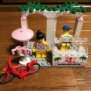 Lego - LEGO SYSTEM 6402 パラディサ アイススタンド