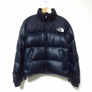 THE NORTH FACE - 90s THE NORTH FACE ザ ノースフェイス ヌプシダウン 黒 S