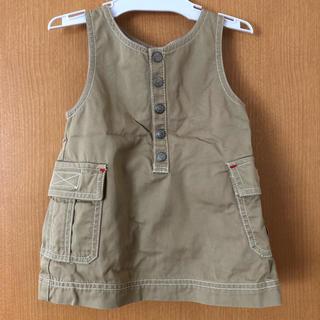 チッカチッカブーンブーン(CHICKA CHICKA BOOM BOOM)のジャンパースカート(スカート)