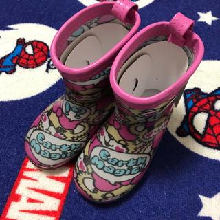 アースマジック(EARTHMAGIC)のアースマジック 長靴 新品未使用 13-14 (長靴/レインシューズ)