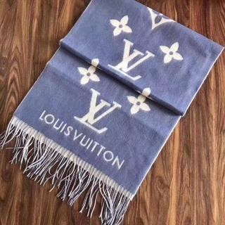 LOUIS VUITTON - LOUIS VUITTON マフラー シャネル エルメストートバッグ