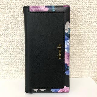 リエンダ(rienda)のiPhone Xカバー ☆rienda(iPhoneケース)