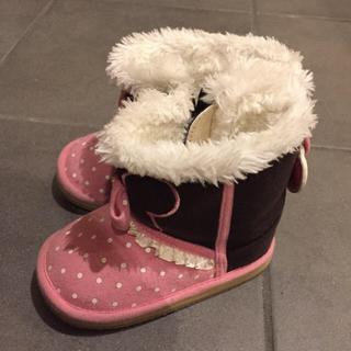 ディズニー(Disney)のミニー ブーツ 14センチ(ブーツ)