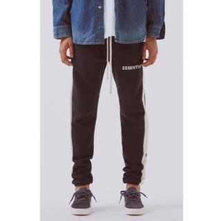 FEAR OF GOD - S FOG Essentials Side Stripe Sweatpants