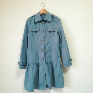ミスティウーマン(mysty woman)のミスティウーマン トレンチコート スプリングコート ジャケット(トレンチコート)