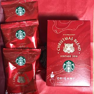 スターバックスコーヒー(Starbucks Coffee)のスターバックスオリガミ 9袋(コーヒー)