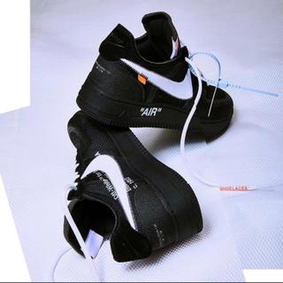 OFF-WHITE - Off-White™ x Nike Air Force 1 Black