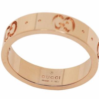 グッチ(Gucci)のグッチアイコンリング  #11 クーポン値下げ‼️(リング(指輪))