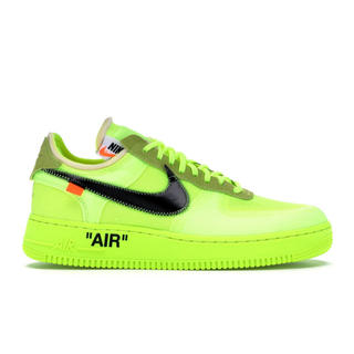 NIKE - off-white Air force 1 low 27.5cm