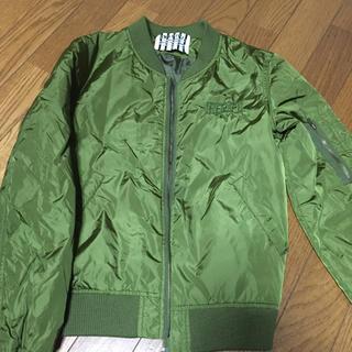 レピピアルマリオ(repipi armario)のレピピ アルマリオ MA1(ジャケット/上着)