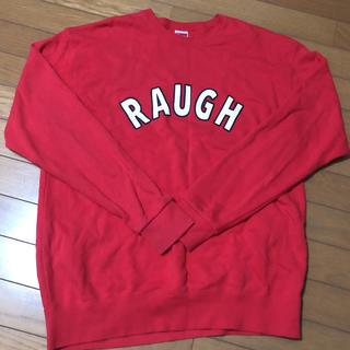 ラフ(rough)のRAUGH トレーナー(スウェット)