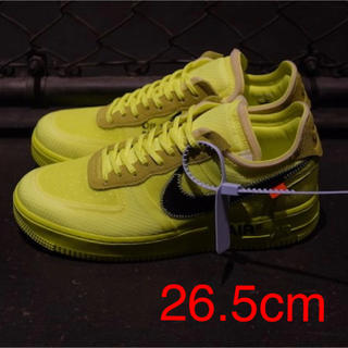 NIKE - THE 10 NIKE AIR FORCE 1 LOW 26.5cm