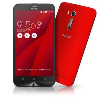 ZenFone Go ZB551KL-RD16 レッド SIMフリー 新品未使用(スマートフォン本体)
