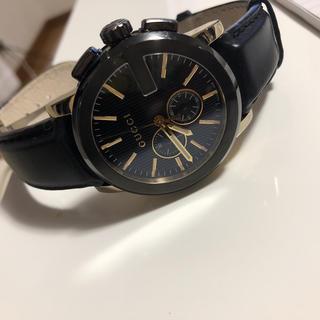 グッチ(Gucci)のGUCCI 時計(腕時計(デジタル))