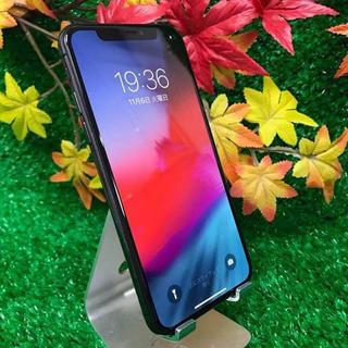 アップル(Apple)のIphone X 256GB sim free (スマートフォン本体)