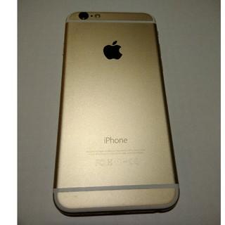 アイフォーン(iPhone)のIphone 6 16GB (キャリア au)(スマートフォン本体)