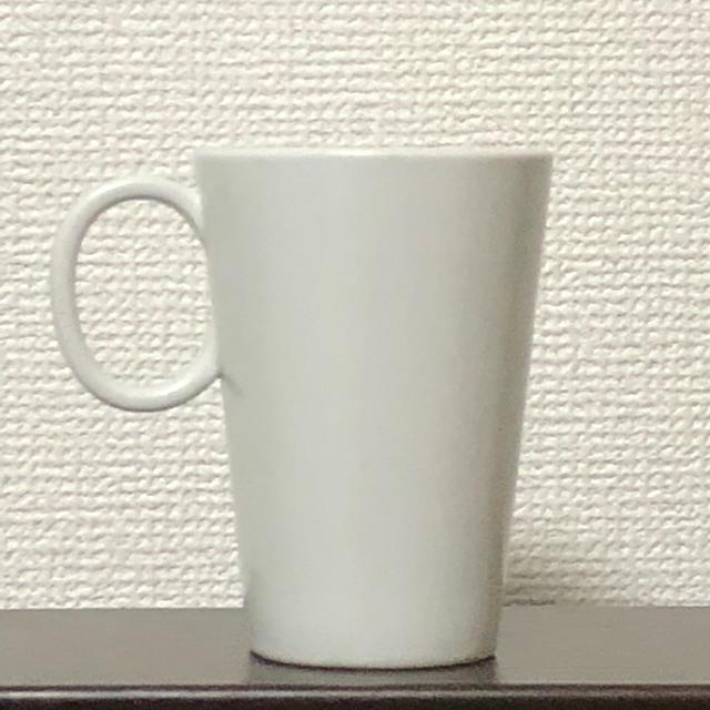 mina perhonen(ミナペルホネン)のnolla マグカップ インテリア/住まい/日用品のキッチン/食器(グラス/カップ)の商品写真