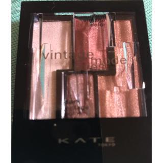 ケイト(KATE)のケイトヴィンテージモードアイズRD1(アイシャドウ)