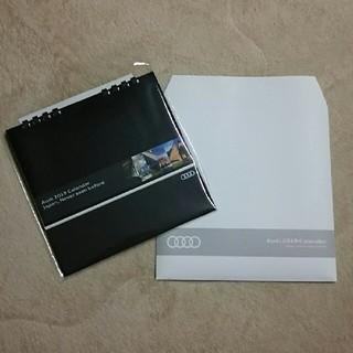アウディ(AUDI)のアウディ 卓上カレンダー2019(カレンダー/スケジュール)