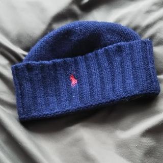 ポロラルフローレン(POLO RALPH LAUREN)のPOLO RALPH LAUREN*ボーイズ ニットキャップ(帽子)