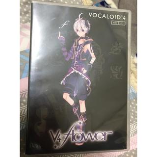 ヤマハ(ヤマハ)のVocaloid 4 Vflower 新品未開封(DAWソフトウェア)
