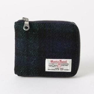 コーエン(coen)のcoen × ハリスツイード 二つ折り財布(財布)