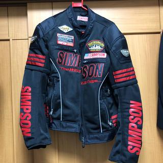シンプソン(SIMPSON)のSIMPSONのライダースジャケット(ライダースジャケット)