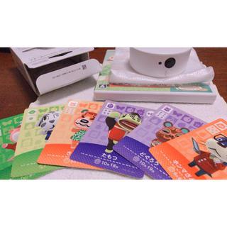 ニンテンドウ(任天堂)のどう森 ハッピーホームデザイナ-&amiibo&amiiboカード(携帯用ゲームソフト)