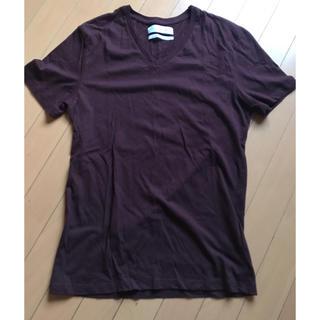ザラ(ZARA)のZARA メンズ Tシャツ Mサイズ(Tシャツ/カットソー(半袖/袖なし))