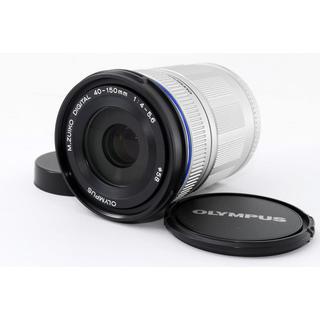 オリンパス(OLYMPUS)の☆オリンパスミラーレス用レンズ☆M.ZUIKO 40-150mm シルバー(レンズ(ズーム))