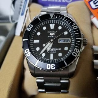 セイコー(SEIKO)のセイコー5 自動巻き ダイバー(腕時計(アナログ))