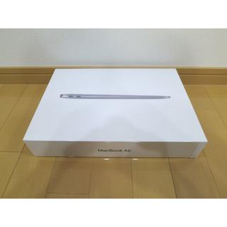 アップル(Apple)の新品未開封 MacBookAir 2018 Retina  MRE82J/A(ノートPC)