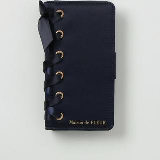 Maison de FLEUR - メゾンドフルール iPhoneケース