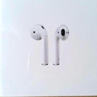 アップル(Apple)のApple純正のAirPods エアポッツ(ヘッドフォン/イヤフォン)