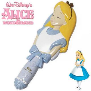 ディズニー(Disney)の新品未使用未開封 Disney ヘアブラシ 不思議の国のアリス(ヘアブラシ)