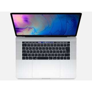 アップル(Apple)のMacBook Pro 2018 Touch Bar 512GB 15インチ(ノートPC)