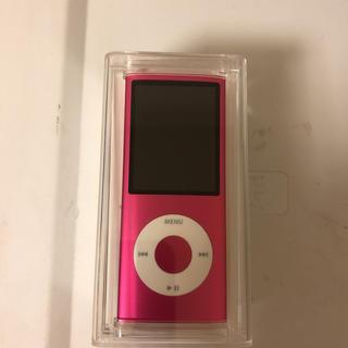 アップル(Apple)のiPod nano 第5世代 8GB(その他)
